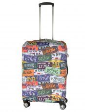 Чехол для чемодана большой Pilgrim LCS400 L Licence Plates