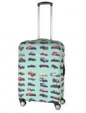 Чехол для чемодана средний Pilgrim LCS354 M Cars
