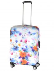 Чехол для чемодана средний Pilgrim LCS373 M Flowers