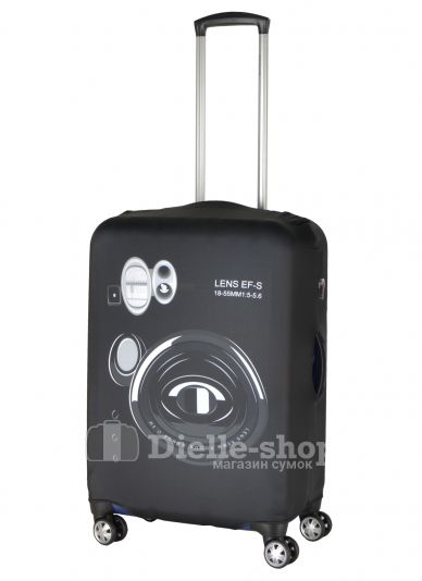 Чехол для чемодана средний Pilgrim LCS409 M Photo Lens