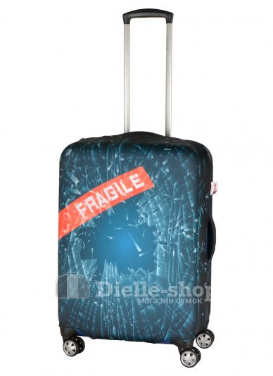 Чехол для чемодана средний Pilgrim LCS331 M Glass