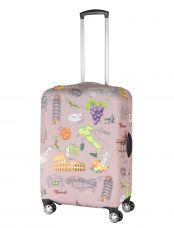 Чехол для чемодана малый Pilgrim LCS344 S Italy
