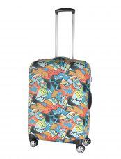 Чехол для чемодана средний Pilgrim LCS349 M Color Mix