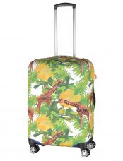 Чехол для чемодана средний Pilgrim LCS364 M Giraffe