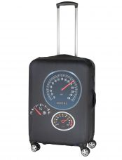 Чехол для чемодана средний Pilgrim LCS002 M Speedometer